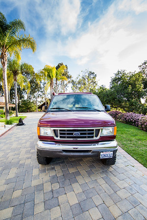 Sportsmobile 2003 4x4 Ford E350 EB 7.1 Diesel